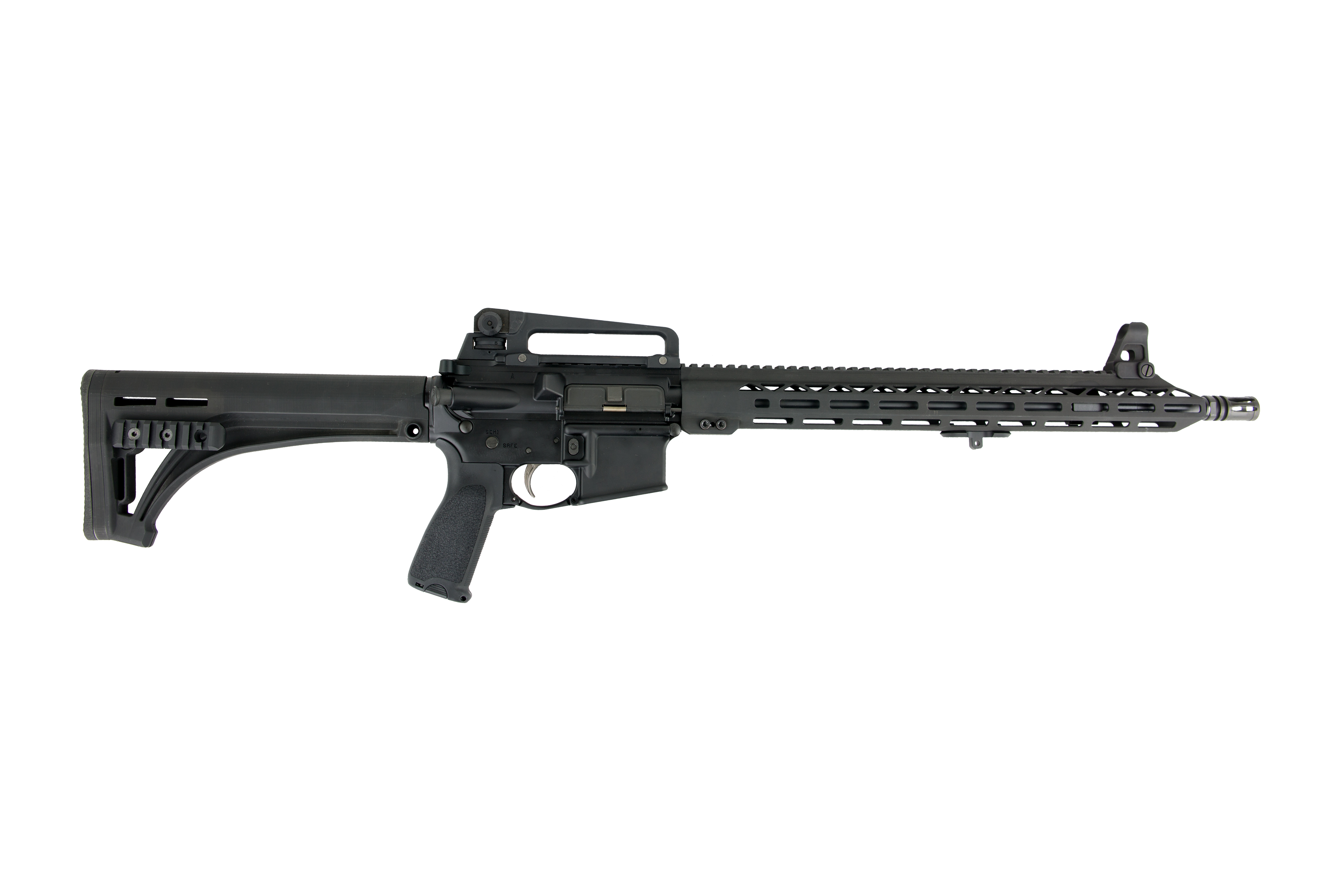 Mesatac™ Pyramid™ free float handguards for AR-15 rifles and carbines